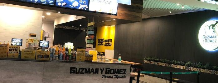 Guzman y Gomez is one of Posti che sono piaciuti a Kelly.