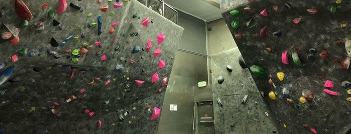 Rockreation Sport Climbing Center is one of Sagy: сохраненные места.