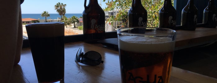 Agua Mala is one of Aquí se hace Cerveza..