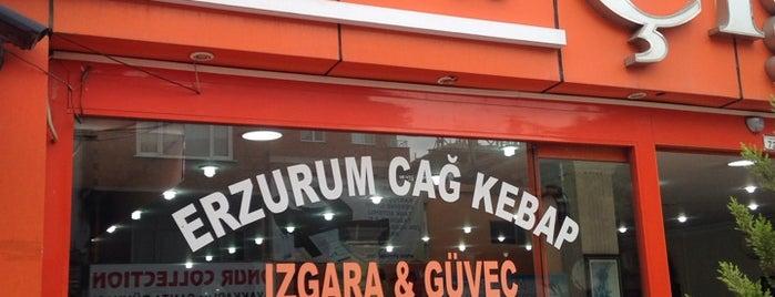 Çığır Çağ Kebap is one of Restoran.