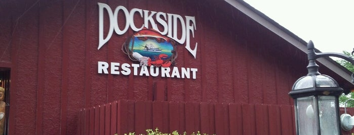 Dockside is one of Foodie - Misc 1.