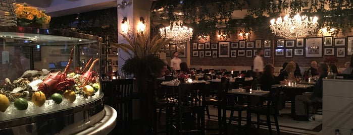 Farmer & The Fish - Gramercy is one of Nyc.