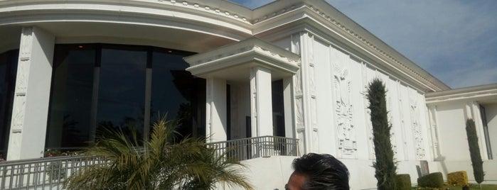 Centro para Visitantes, SUD, Mormón. is one of CDMX.