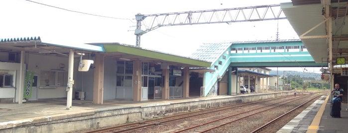 野辺地駅 is one of JR 키타토호쿠지방역 (JR 北東北地方の駅).
