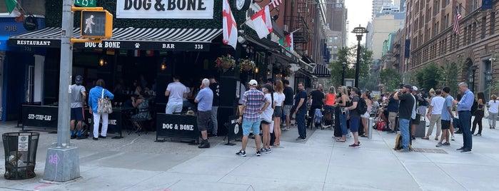 Dog & Bone is one of Lieux qui ont plu à Tim.