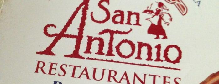 Restaurant San Antonio is one of Lugares favoritos de Christopher.
