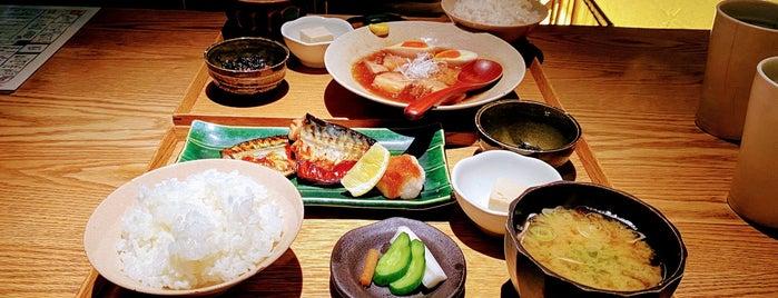 Gohanya Isshin is one of Japón.