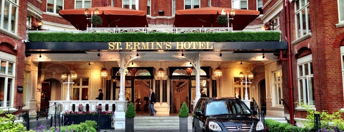 St Ermin's Hotel is one of LND.