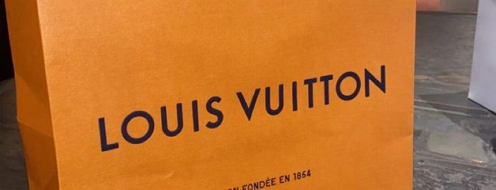 Louis Vuitton is one of Paris, je t'aime.