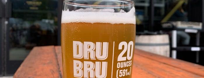 Dru Bru is one of Orte, die Daniel gefallen.