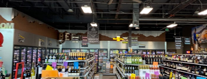 Basecamp Wine & Spirits is one of Colorado.