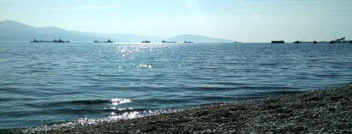 Пляж Нептун is one of Денис'ın Beğendiği Mekanlar.