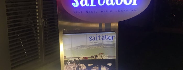Saltator Balık is one of Öğlen&Akşam.