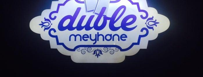 Duble Meyhane is one of Seda : понравившиеся места.
