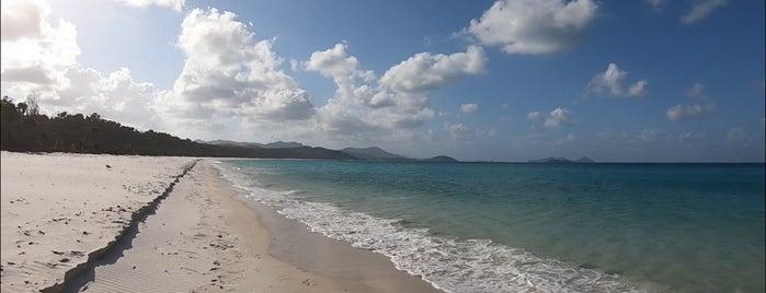Whitehaven Beach is one of Australia - To Do.