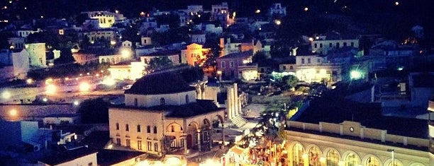 A for Athens is one of Athen.