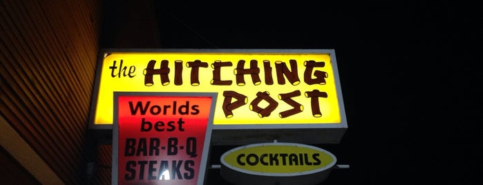 Hitching Post is one of Locais curtidos por Gustavo.