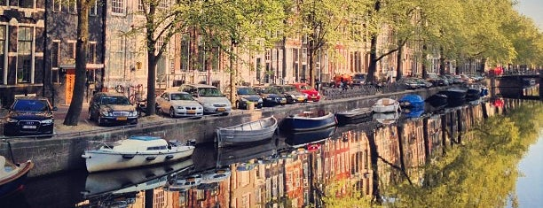 Herengracht is one of Amsterdam.