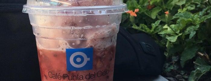 Café Punta Del Cielo is one of Lugares favoritos de Misael.