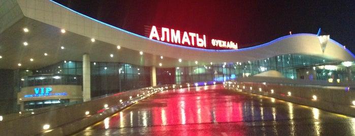 Международный аэропорт Алматы (ALA) is one of myAirhavens.