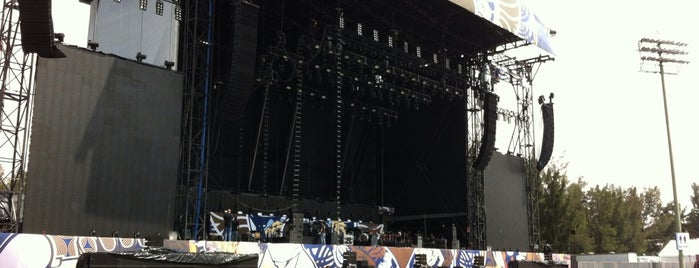 Foro Sol is one of lugares para rockear!!!.