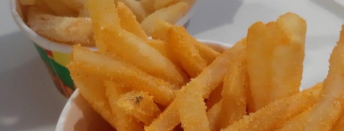 Potato Corner is one of  rachel  님이 좋아한 장소.