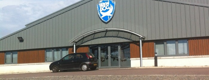 BrewDog Brewery is one of Scotland.