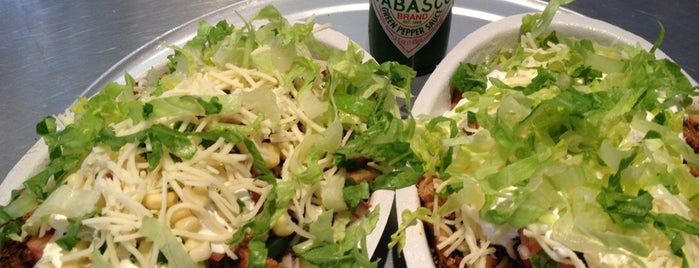 Chipotle Mexican Grill is one of Posti che sono piaciuti a Rafael.
