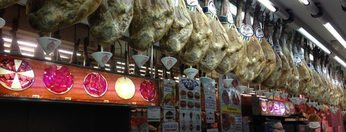 Museo del Jamón is one of Madrid Best: Food & Drinks.