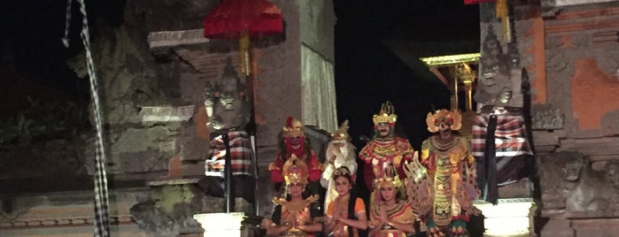 Pura Batur Sari is one of Enjoy Bali Ubud.