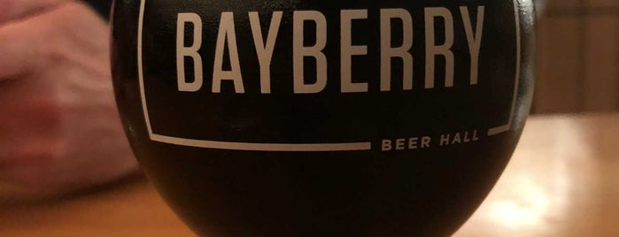 Bayberry Beer Hall is one of Providence Goals.