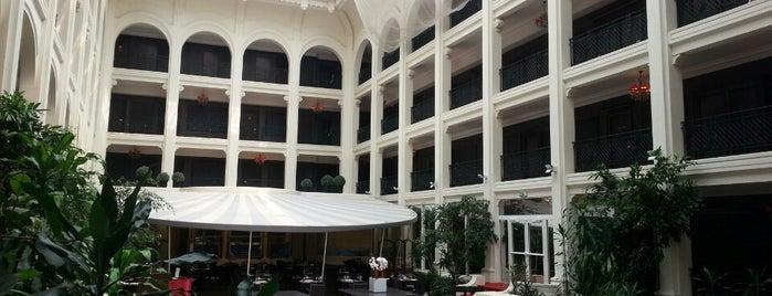 Hotel Mercure Thalassa is one of Hotspots Wifi Orange - Vacances.