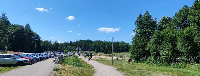 Oittaan ulkoilukeskus is one of Top 10 favorite places.