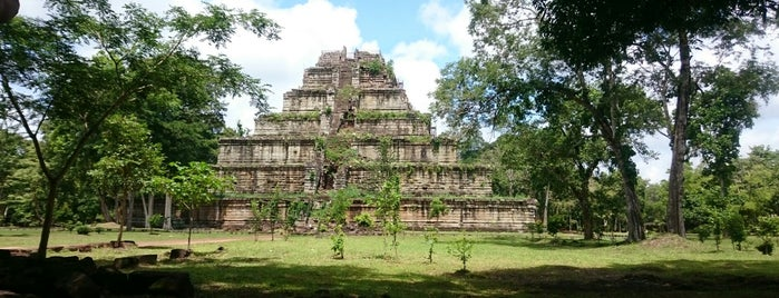 Prasat Thom is one of Angkor Archaeological Park Highlights.