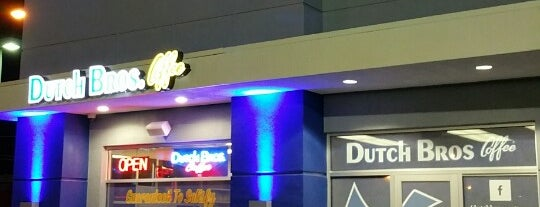 Dutch Bros. Coffee is one of Vegas.