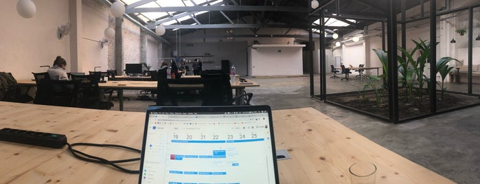 Cahoot Coworking is one of Barcelona.