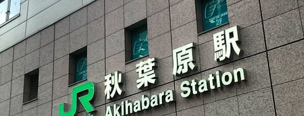 Akihabara Station is one of Travel.
