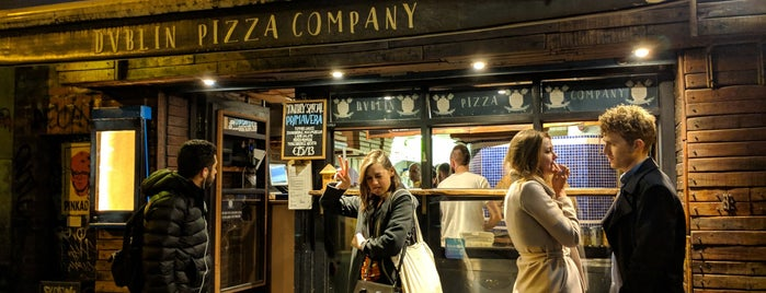 Dublin Pizza Company is one of Dublin: Favourites & To Do.