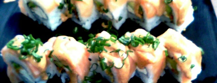 Sushi Itto is one of Puebla.