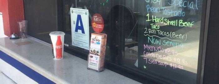 Stars & Stripes Taco Shop is one of Gespeicherte Orte von Joey.