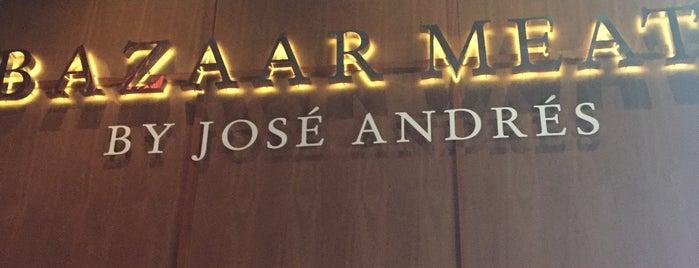 Bazaar Meat by Jose Andres is one of Las Vegas Restaurants.