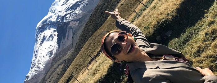 Chimborazo is one of สถานที่ที่ Neeta ถูกใจ.