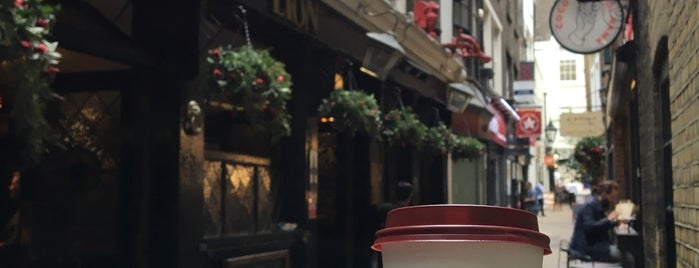 Pret A Manger is one of London.