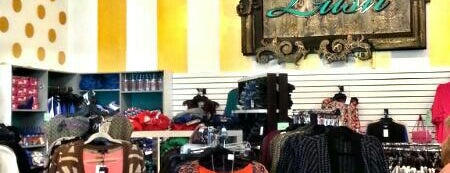 Lush A Fashion Boutique is one of MobileGiftApp Vendors.