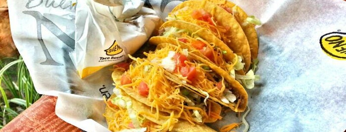 Taco Bueno is one of OKC Faves.