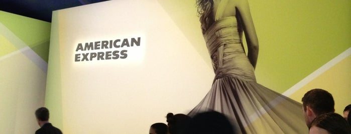 Amex Area @ #MBFW – Fall 2013 Shows is one of Fashion Week NYC 2013 - Lvl 10.