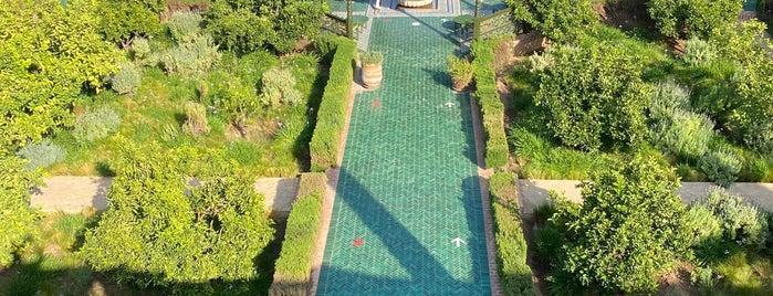 Le Jardin Secret is one of Marrakesh.