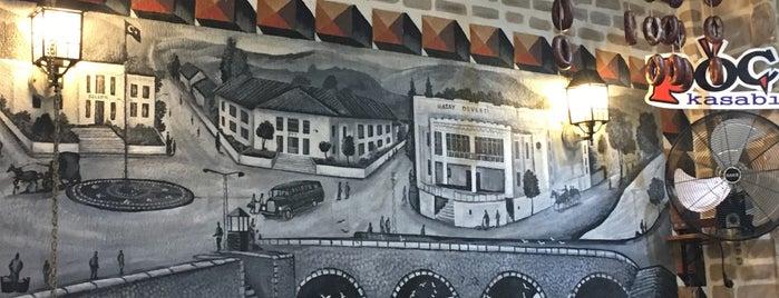 Pöç Kasabı ve Kebap Salonu is one of Gulcin'in Kaydettiği Mekanlar.