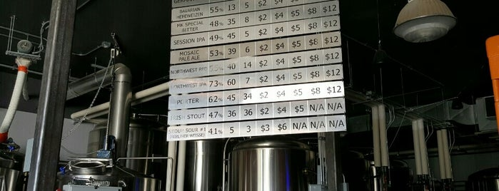 Stoup Brewing is one of สถานที่ที่ Saleem ถูกใจ.