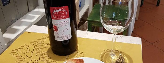 Alla Sosta dei Papi is one of Locais curtidos por Mike.